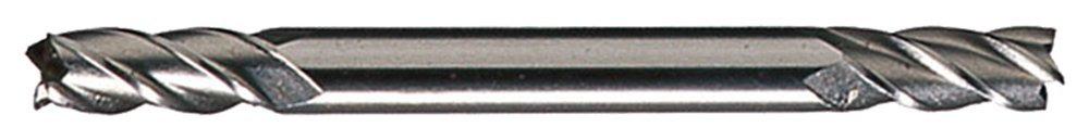 Cleveland C40984 HMDC-4 Cobalt Double End 4-Flute Center Cutting End Mill