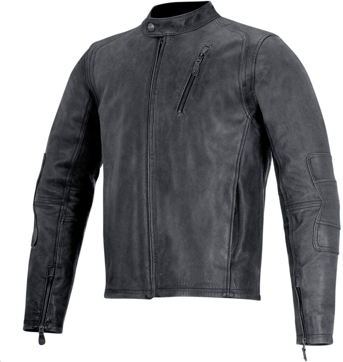 Alpinestars Oscar Monty Men's Street Motorcycle Jackets - Black/Medium