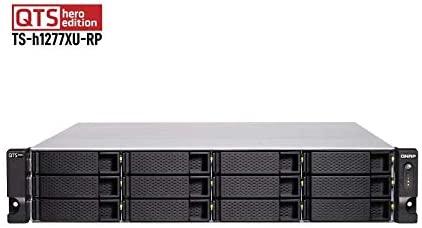 TS-h1283XU-RP-E2236-32G-US QNAP 12-Bay QTS Hero NAS