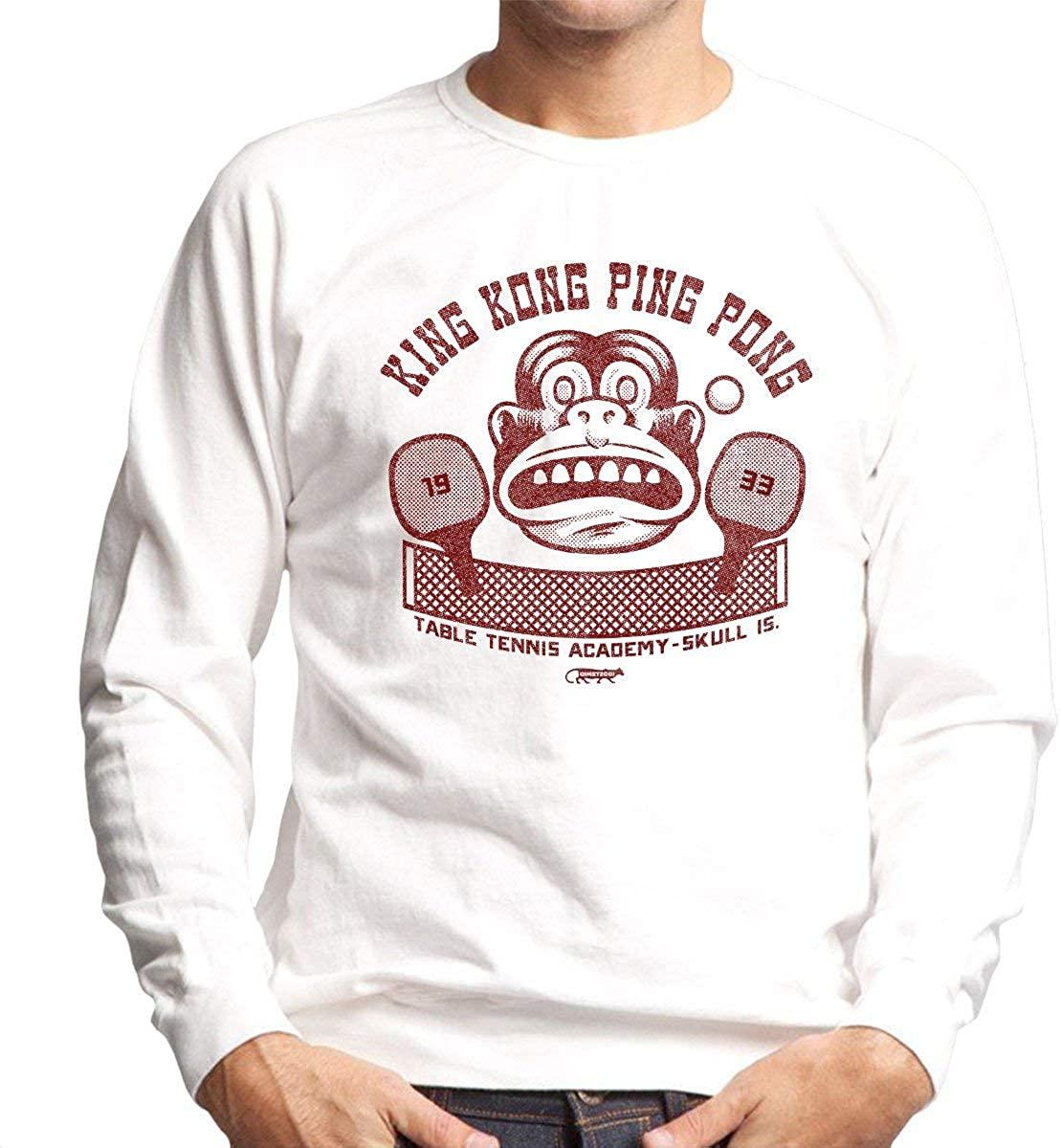 King Kong Ping Pong Men's Sweatshirt