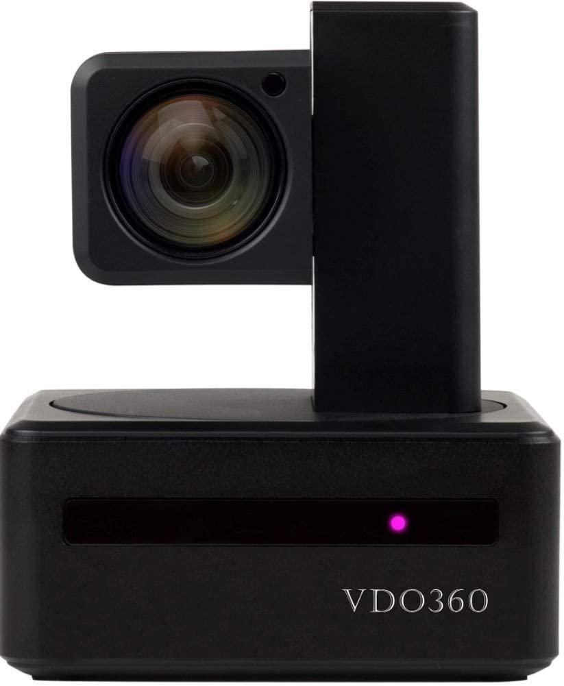 VDO360 VPTZH-04 The CompassX Flagship PTZ Camera, 10x Optical Zoom, Horizontal 62.5-6.43 FOV, 1/2.8