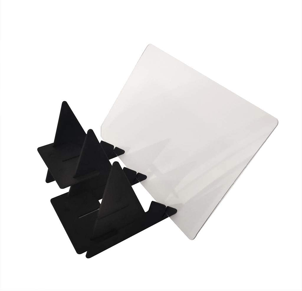 Drawing Board-Learn Paint Optical Drawing Board Sketching Tool Painting Artifact Sketching Kit (1 PC)