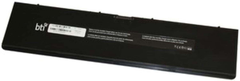 Bti DL-E7440X2 - Notebook Battery - Li-Pol - 5000 Mah - 37 WH - Black
