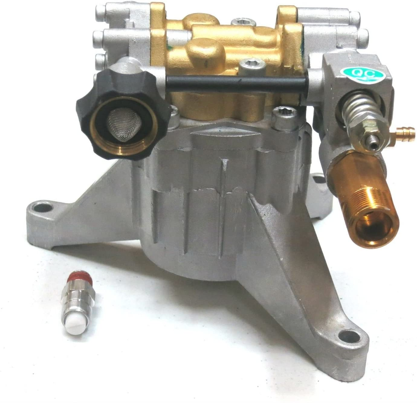 New 3100 PSI Upgraded POWER PRESSURE WASHER WATER PUMP Delta DT2200P DT2400CS by The ROP Shop