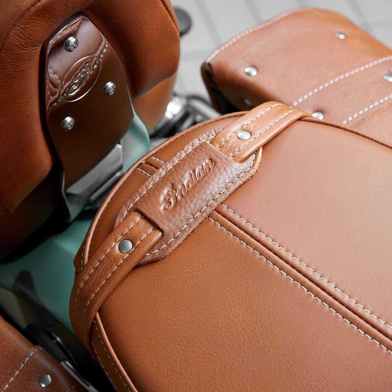 Indian Motorcycle Touring Passenger Seat - 2880903-05