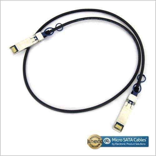 Micro SATA Cables SFP+ Cable 10GbE SFP+ Direct Attach Copper Cable - 1 Meter