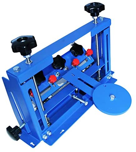 INTBUYING Precision Micro-Registration Screen Printing Hinge Clamp for Silk Screen Printing