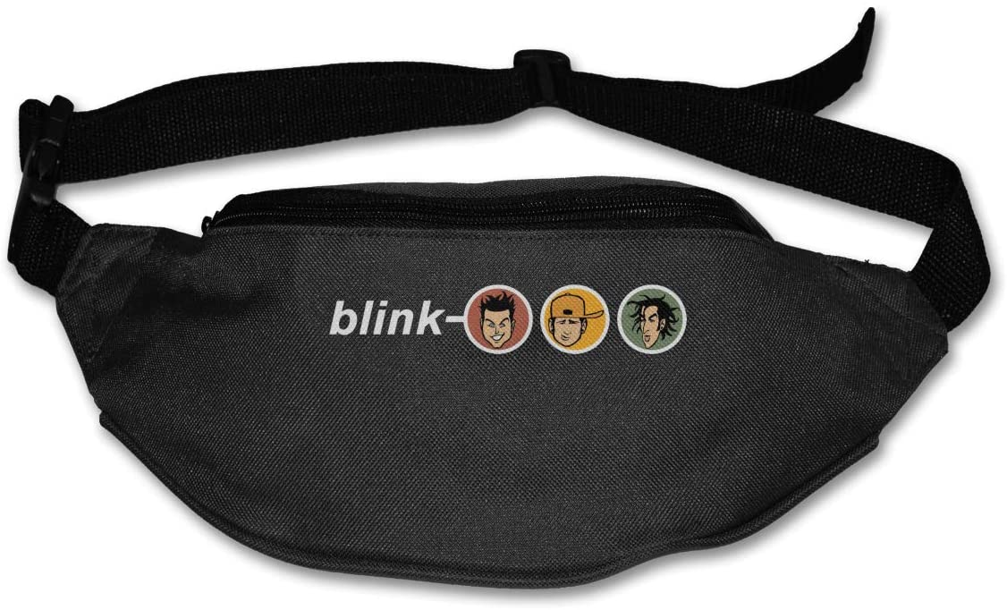 Ap.Room Running Belt Bag Blink-182 Durable and Beautiful, Simple and Unique