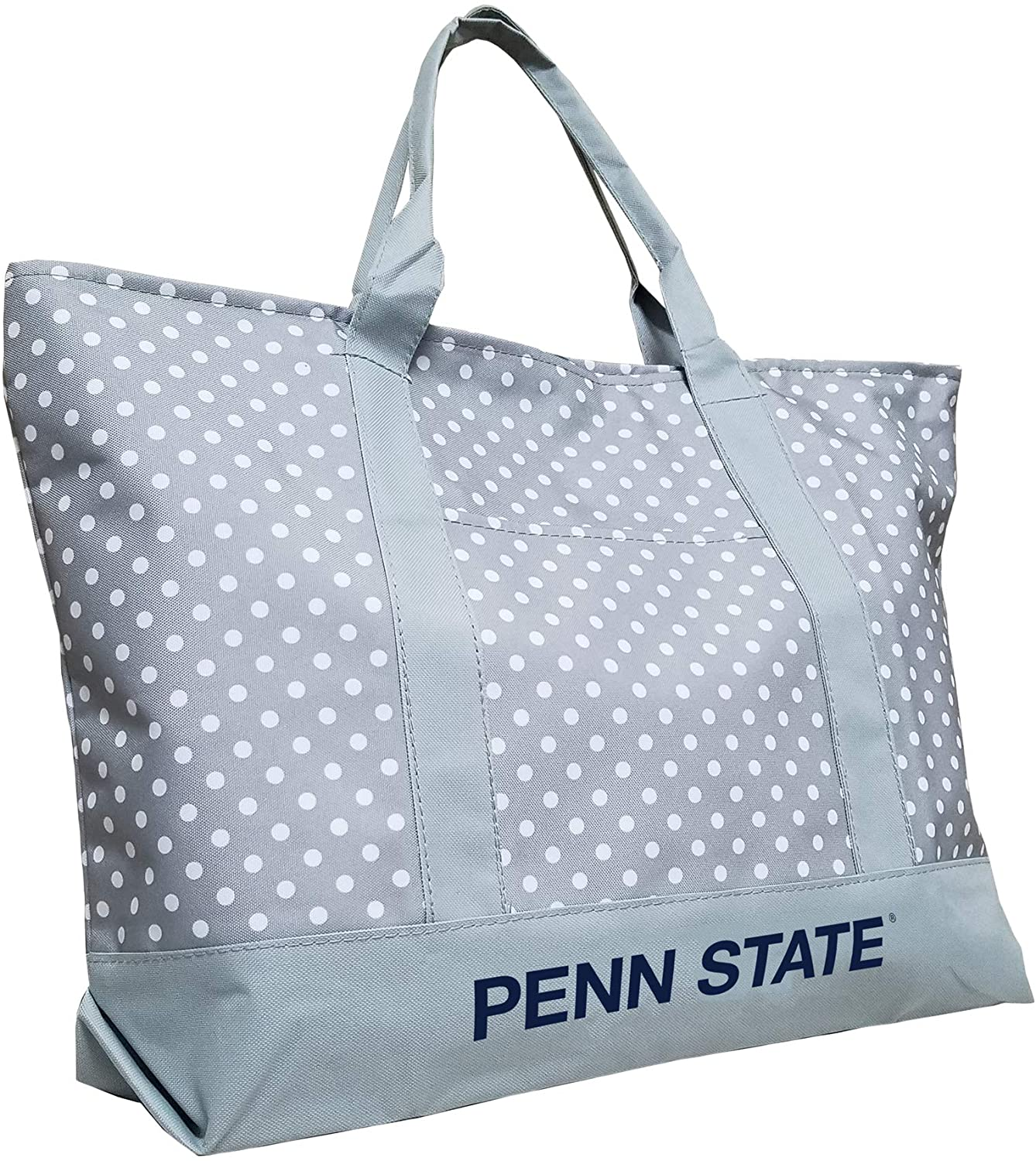 Logo Brands Officially Licensed NCAA Dot Tote, One Size
