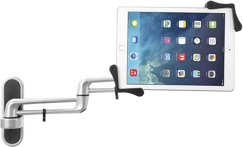 CTA Digital: Articulating Wall Mount for 7-13 Inch Tablets, Including iPad 10.2-Inch (7th Gen.), iPad Air 3, iPad Mini 5 & More