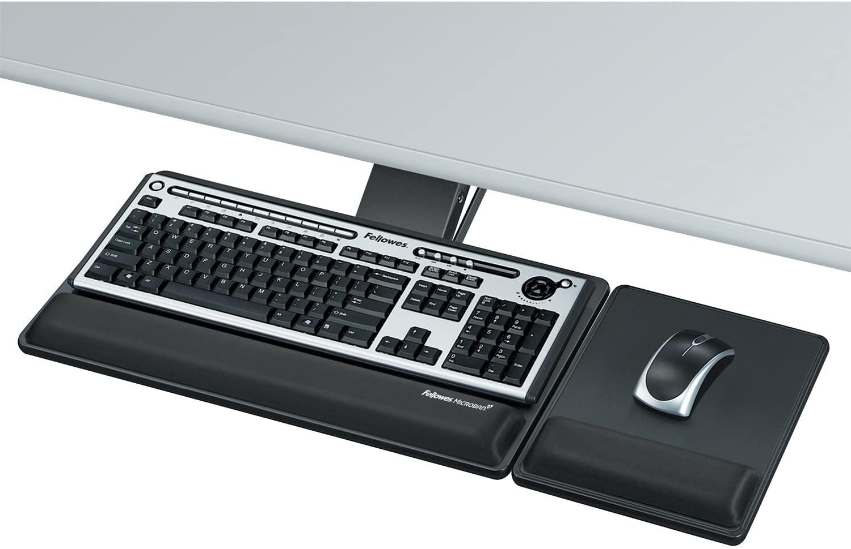 FEL8017901 - Fellowes Designer Suites Premium Keyboard Tray