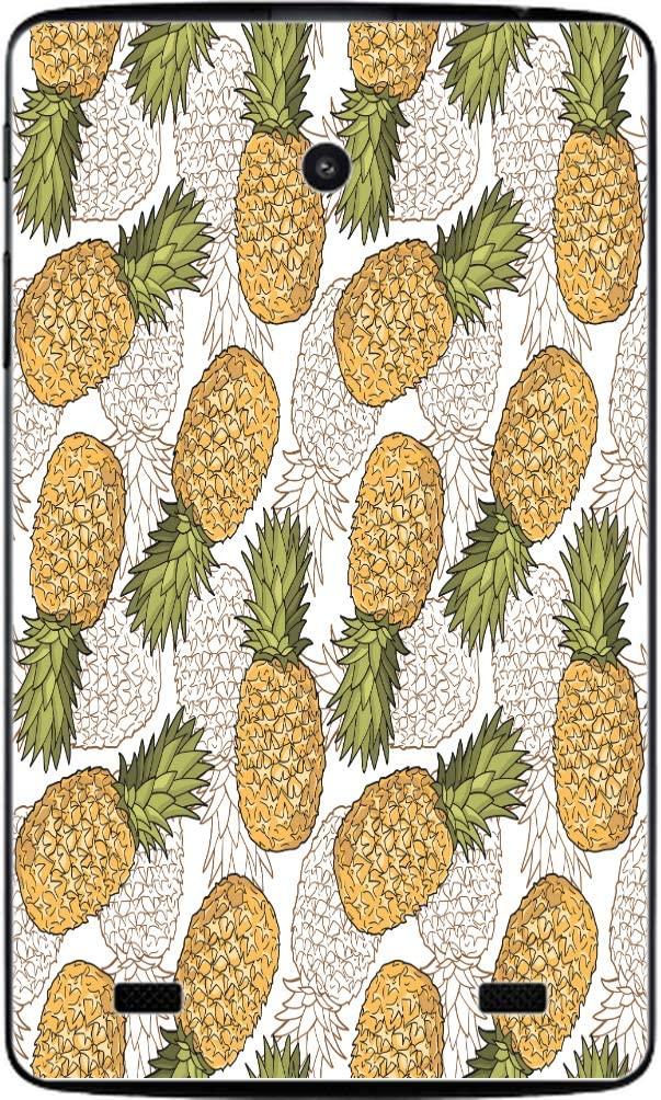 egeek amz Pineapple Pattern Vinyl Decal Sticker Skin for G Pad 7.0
