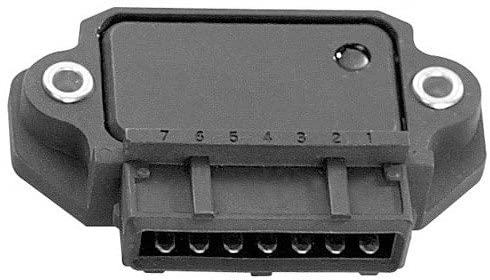 Rareelectrical NEW IGNITION CONTROL MODULE COMPATIBLE WITH EUROPEAN MODEL 1988-89 YUGO 1-227-010-001 -004-100 0-227-100-138 0-227-100-139 1-227-010-001