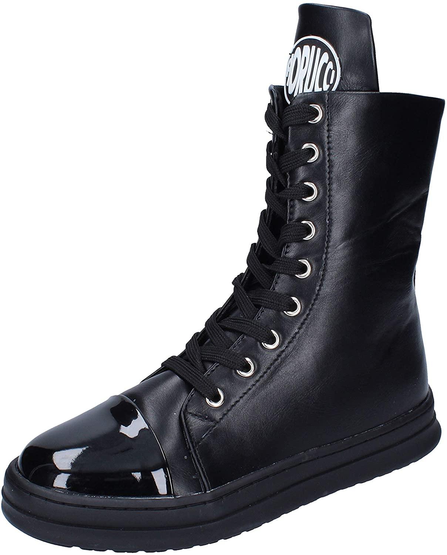 Fiorucci Boots Baby-Girls Black
