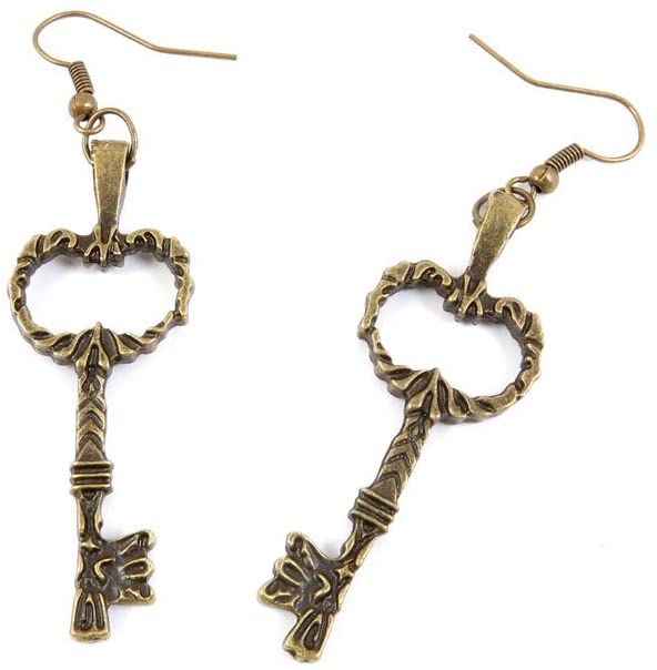 60 Pairs Jewelry Making Charms Supply Supplies Wholesale Fashion Earring Backs Findings Ear Hooks K1KT3 Key