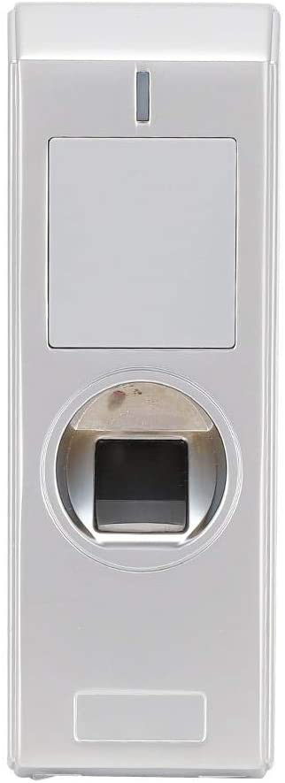 IP66 Waterproof Access Control, with Card Reader Access Controller, Fingerprint ID Card Double Door Interlocking for Access Control Offices Public Buildings