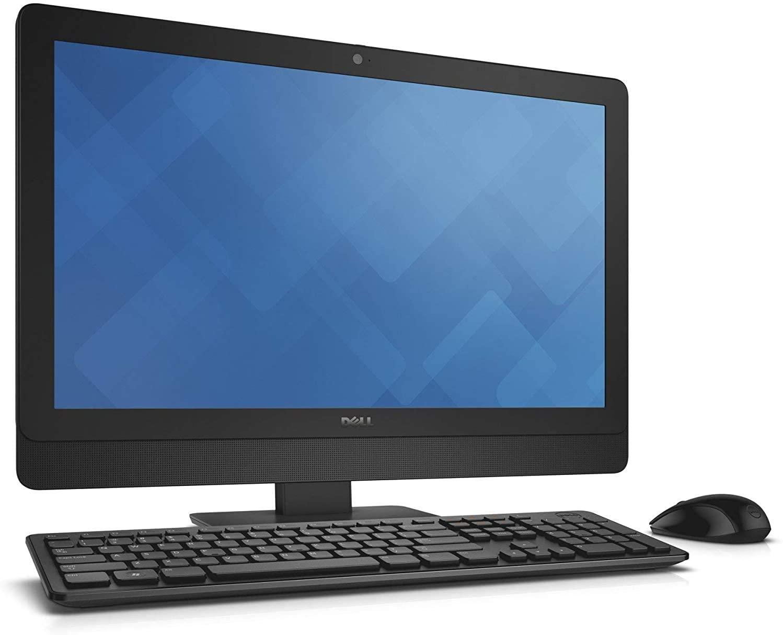 Dell OptiPlex 9030 All-in-one PC (23-Inch Full HD LED Display, Intel Core i7-4790S 3.2GHz Processor, 8GB DDR3L RAM, 500GB HDD, Windows 8.1 Pro 64-bit OS) (Renewed)