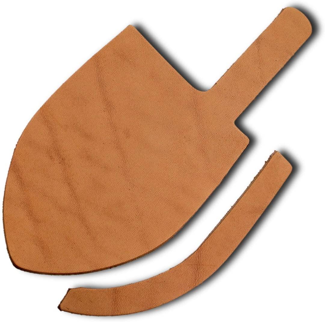 Leather Knife Sheath Kits- Various Styles (#7)