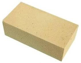 Greentherm 23 LI Medium Duty Brick (2300ºF) Insulating Fire Brick for Gold Melting Furnaces Kilns Foundries and Casting Gold Silver Copper