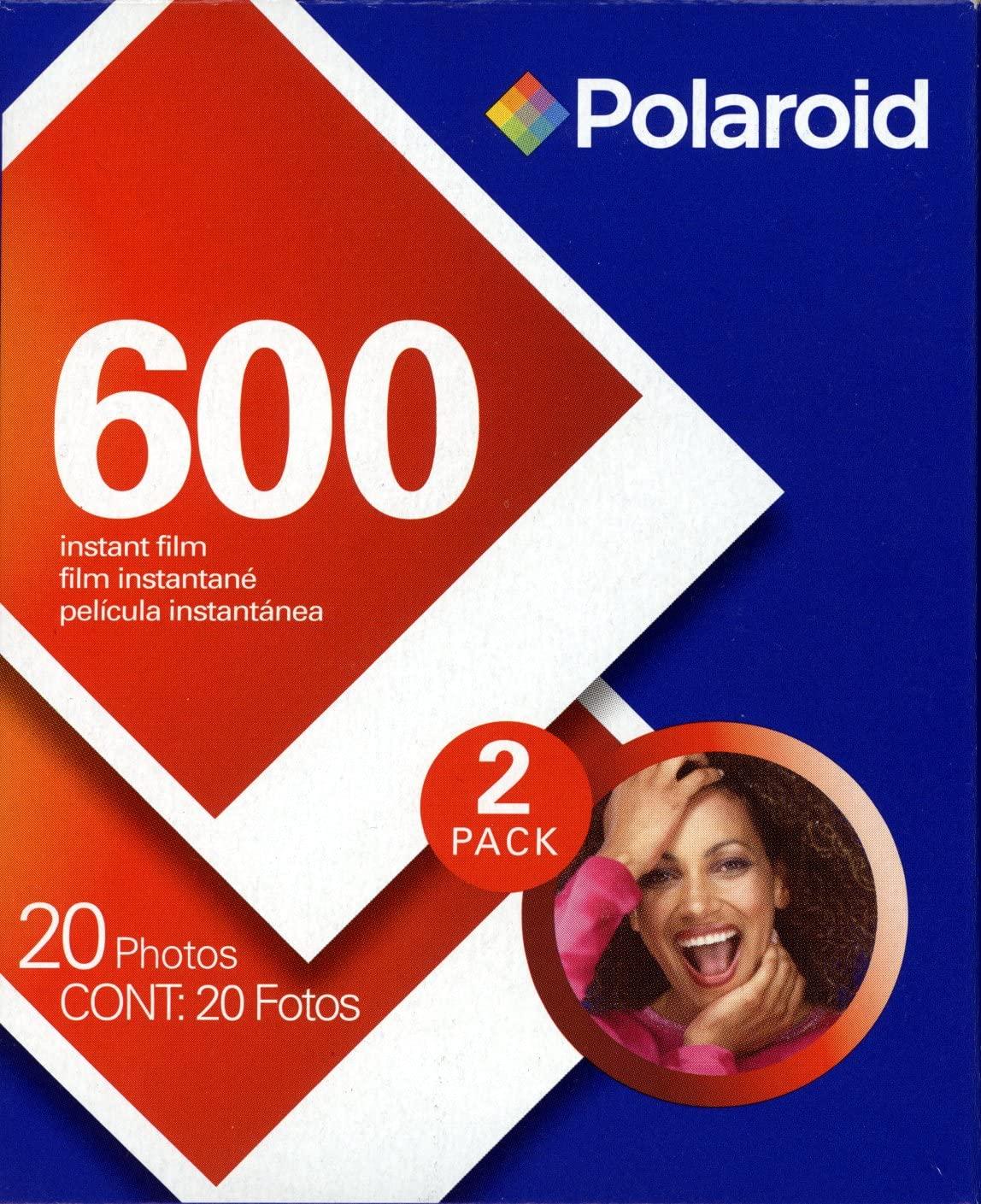 Polaroid 600 Twin Pack Instant Film