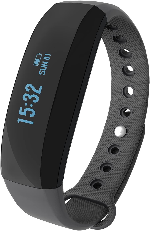 Cubot V2 Fitness Smart Wristband, Heart Rate, Pedometer, Sleep Tracker