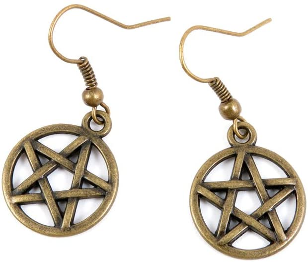 60 Pairs Jewelry Making Charms Supply Supplies Wholesale Fashion Earring Backs Findings Ear Hooks X6AB7 Star of David