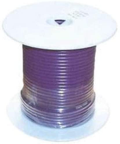 18 Ga. Purple Abrasion-Resistant General Purpose Wire (GXL) - (50 feet)