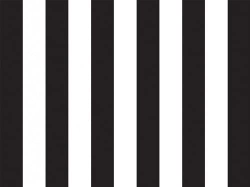 Black & White Stripes Tissue Paper 20 X 30 - A1 Bakery Supplies (48 Pack)