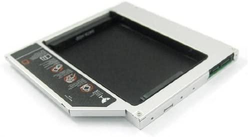 9.5mm SATA to SATA HDD Hard Disk Drive Caddy Adapter