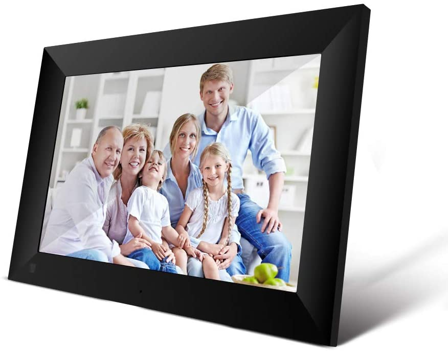 Docooler WiFi Digital Picture Frame 8-inch 16GB Smart Electronics Photo Frame APP Control Send Photos Push Video Touch Screen 800x1280 IPS LCD Panel