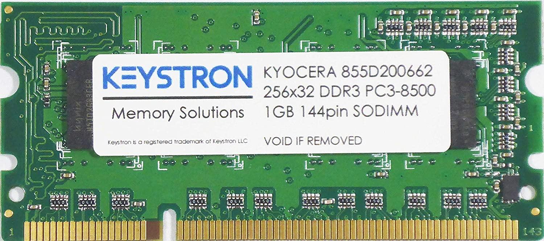 Kyocera 855D200662 (SD-144-1G (MDDR3)-1GB) SD-144-1GB Printer Memory Upgrade