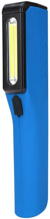 CDKZK 3 Modes Portable Lantern Flashlight Torch Working Light USB Rechargeable Built-in Battery Camping Lamp Emergency Car Maintenance Light
