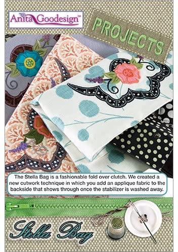 Anita Goodesign Projects Stella Bag PROJ42