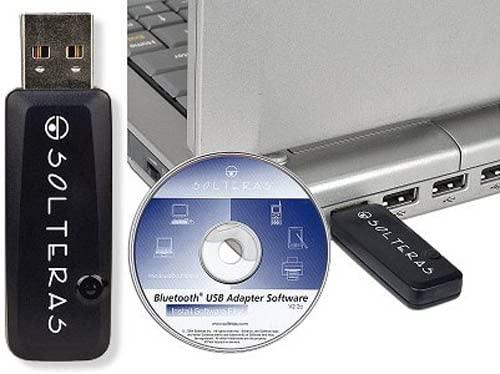 Solteras Bluetooth v1.1 Class 2 USB Adapter