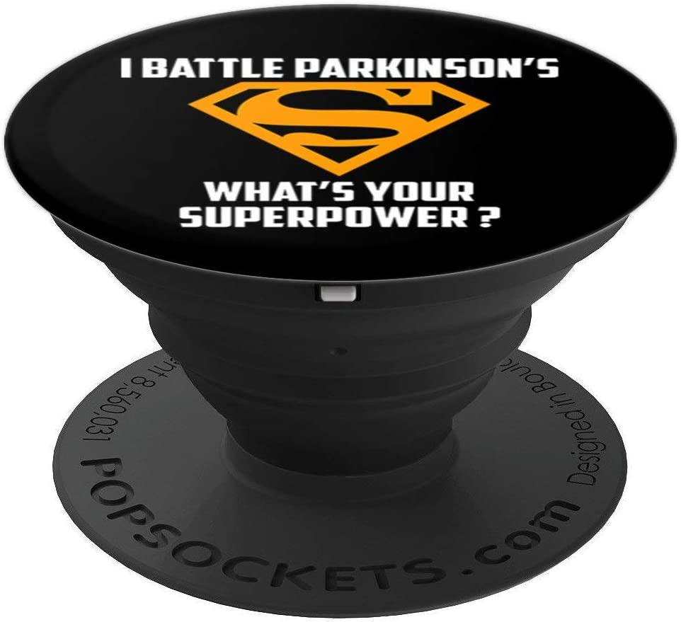 I BATTLE PARKINSON'S-What's Your Superpower