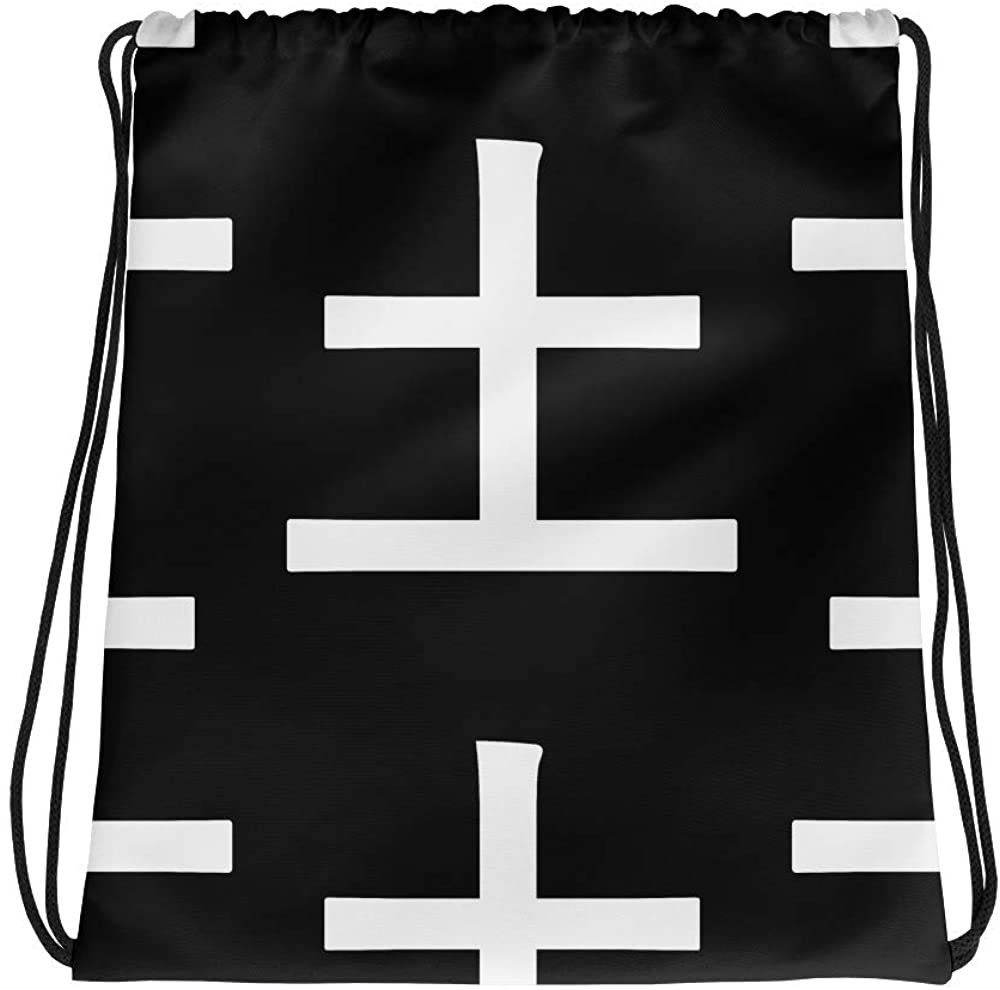 "Element ' EARTH' size 15""x17"" Drawstring bag"