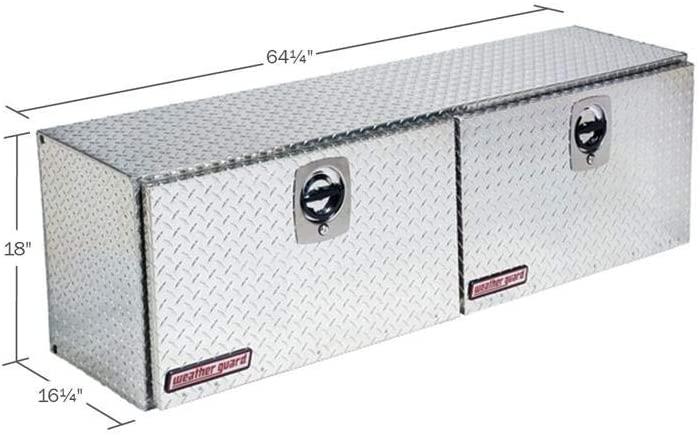 Weather Guard WEATHERGUARD 365-0-02 Truck-Tool-Boxes