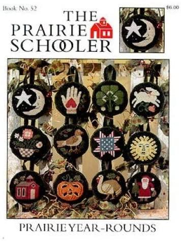 Prairie Year-Rounds - Cross Stitch Pattern