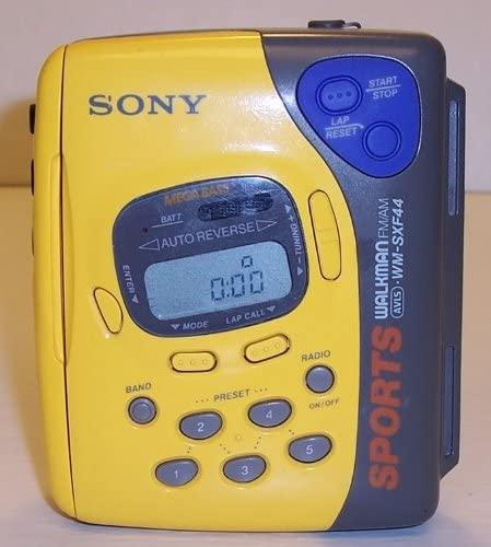 Sony Sports Cassette Walkman WM-SXF44