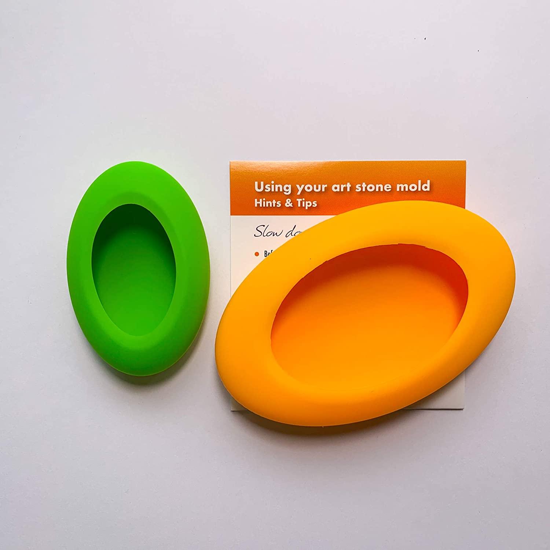 Oval Mold Set Happy Dotting Company