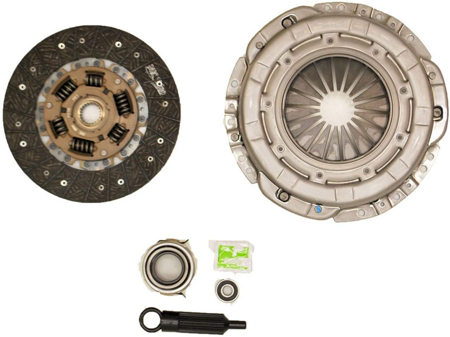 Valeo 52365204 OE Replacement Clutch Kit