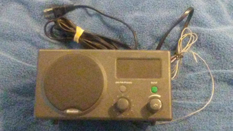 Boston Acoustics Recepter Radio (Charcoal)