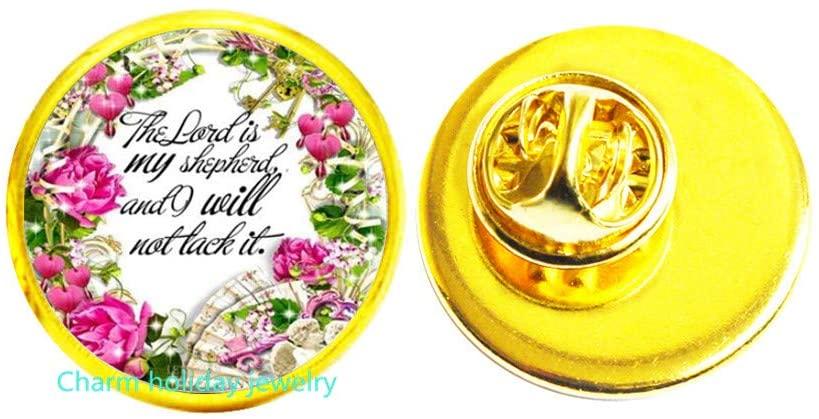 Bible Verse Jewelry,Christian Jewelry,Bible Verse Gifts,Bible Verse Brooch,Christian Gifts-#355