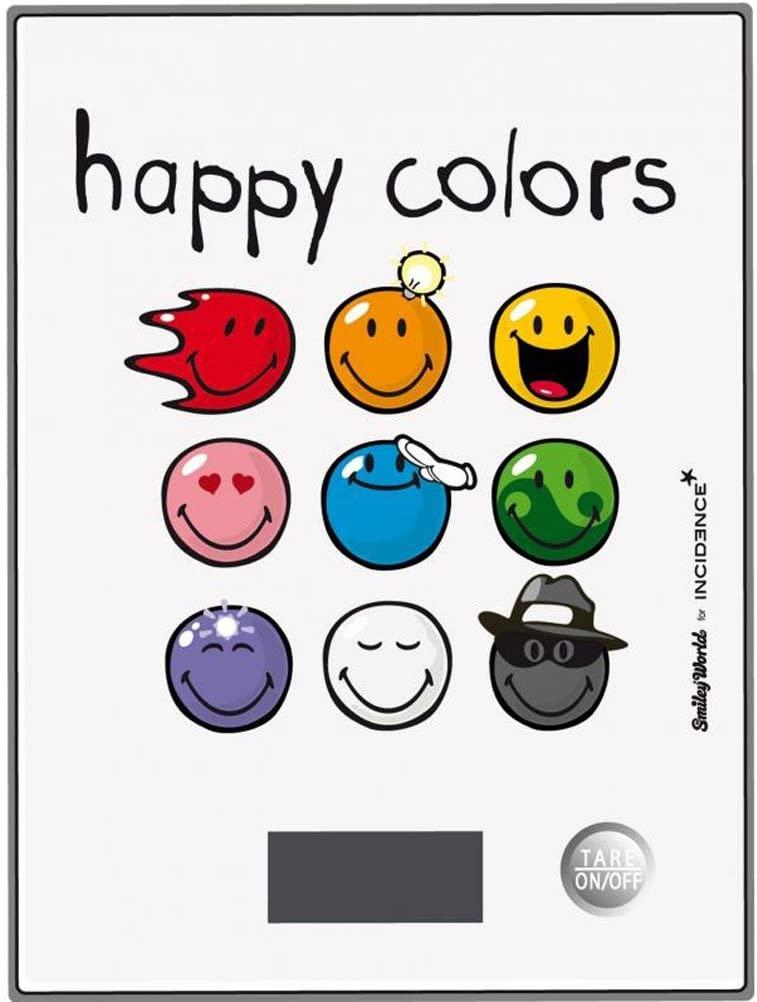 Happy Colors Kitchen Scale
