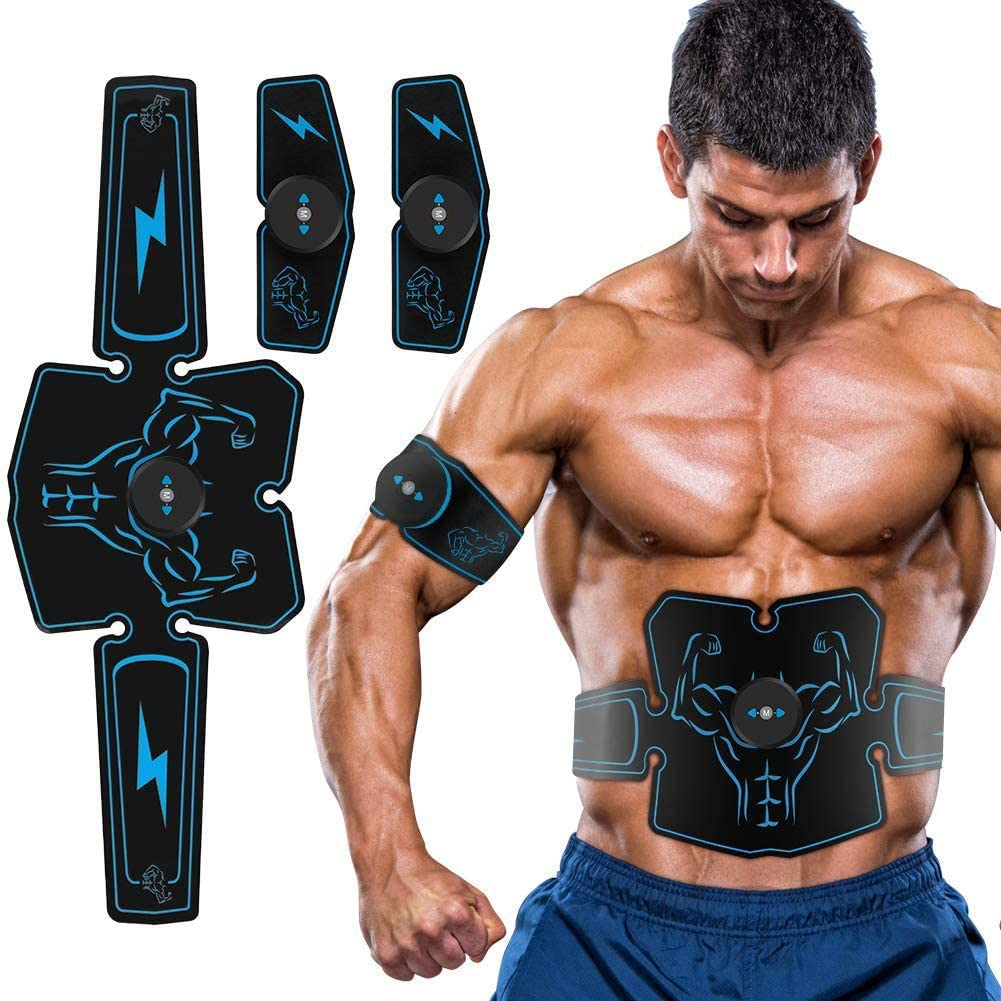 Abdominal Trainer Electric, Muscle Toner Ems, Abdominal Trainer For Women Men, Muscle Toner Rechargeable, Abdominal Trainer Machine, Abs Trainer For Men Women, Abdominal Trainer Muscle Toner