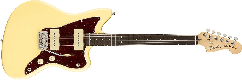 Fender American Performer Jazzmaster - Vintage White with Rosewood Fingerboard