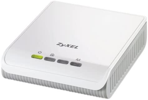 ZyXEL PLA400 200 Mbps Powerline HomePlug AV Desktop Fast Ethernet Adapter
