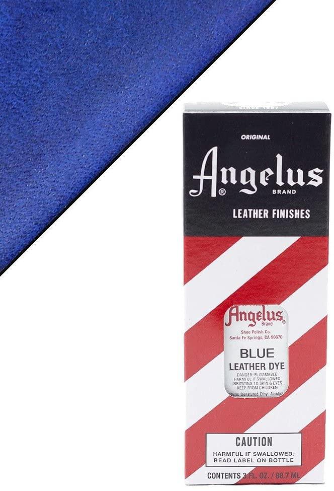 Angelus Leather Dye Blue