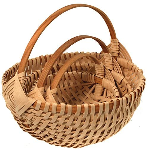 Nested Set of Melon Basket Weaving Kits