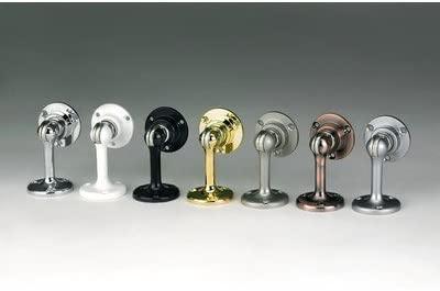 Magnetic Door Stop Holders Floor Stop Finish: Bright Brass